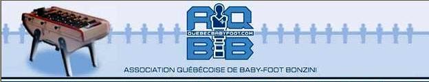 Bienvenue à l'AQBB (Babyfoot)